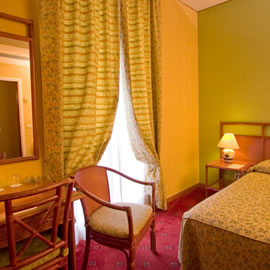 single room Hotel Laurentia