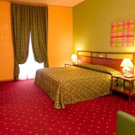 triple room Hotel Laurentia