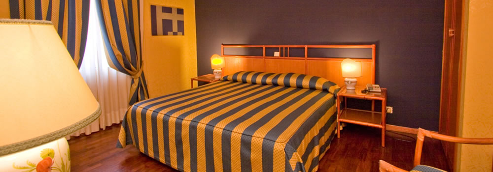 double room with terrace Hotel Laurentia
